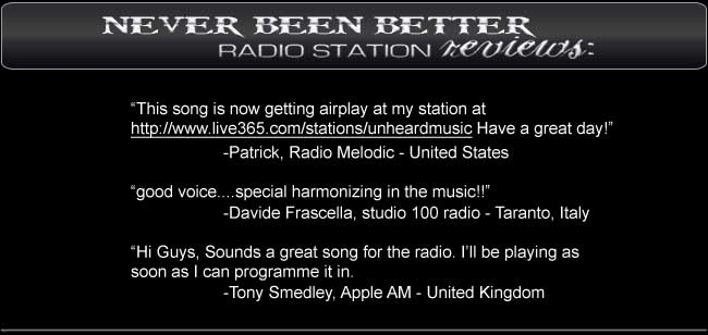 Radio Station Feedback